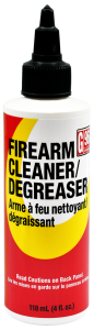 Firearm Cleaner and Degreaser